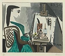 PICASSO, PABLO AFTER(Málaga 1881 - 1973