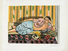 MATISSE, HENRI AFTER(Le Cateau-Cambrésis 1869 -