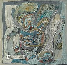 JACQUES DOUCET1924 - 1994Balade de bruines de