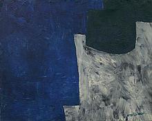 SERGE POLIAKOFF1900 - 1969Composition Bleu, Gris