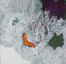 PIERPAOLO CALZOLARI1943Untitled. 1981.Egg tempera