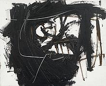 ANTONIO SAURA1930 - 1998Autorretrato. 1958.Oil on