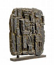 FRITZ WOTRUBA1907 - 1975Relief mit drei Figuren.