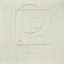LEO LEUPPI1893 - 1972Filetage sur blanc. VI.