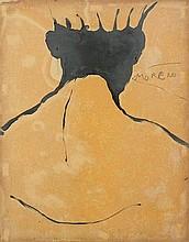 FRANCISCO MORENO1926 - 1995Komposition.