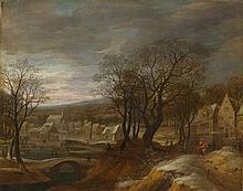 HEIL, DANIEL VAN(vor 1604 Brüssel 1664)Dorf im