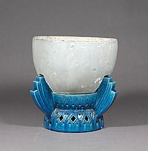 RAOUL LACHENAL(1885 - 1956)LAMP, ca.