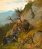 DEIKER, CARL FRIEDRICH (Wetzlar 1836 - 1892, Carl Friedrich Deiker, Click for value