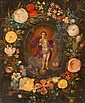 QUELLINUS, ERASMUS II (1607 Antwerpen 1678),, Erasmus Ii Quellin, Click for value