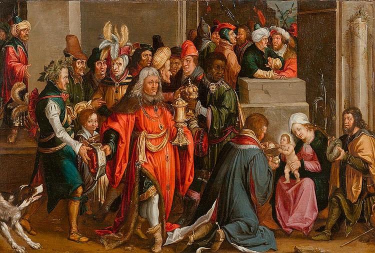 LEYDEN, LUCAS VAN (1494 Leiden 1533), Nachfolger