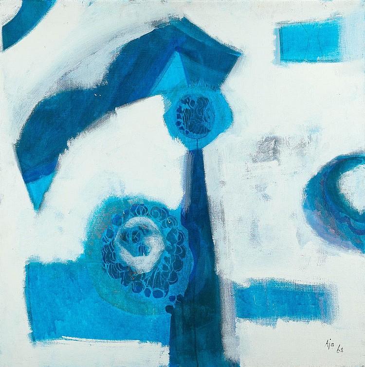 SCHMIDLIN, ISKANDER AJA (geboren 1932 in Basel)