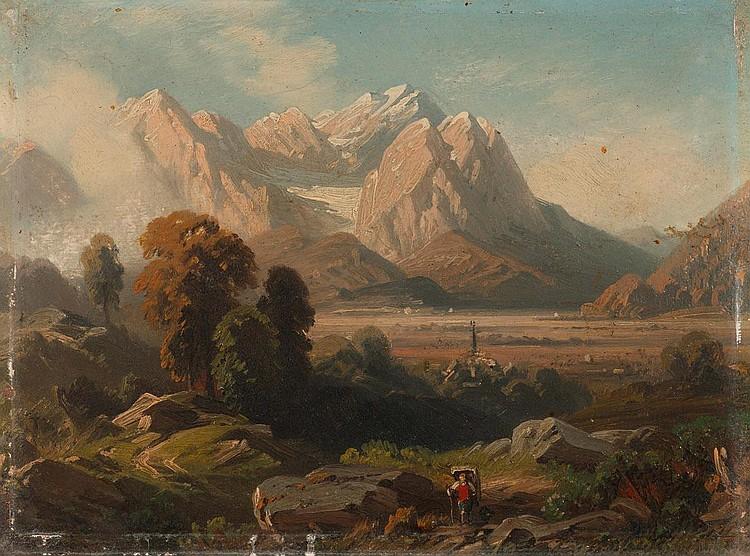 SEIDEL, AUGUST (1820 München 1904)