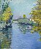 CAILLEBOTTE, GUSTAVE (Paris 1848 - 1894