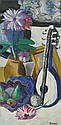 BECKMANN, MAX (Leipzig 1884 - 1950 New York)