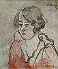 LANSKOY, ANDRÉ (Moscow 1902 - 1976 Paris) Jeune