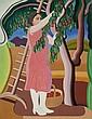 HERBIN, AUGUSTE (Quiévy 1882 - 1960 Paris) Femme