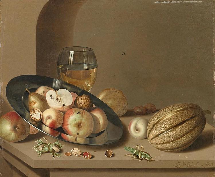 BOSSCHAERT, AMBROSIUS d. J. (Middelburg 1609 -