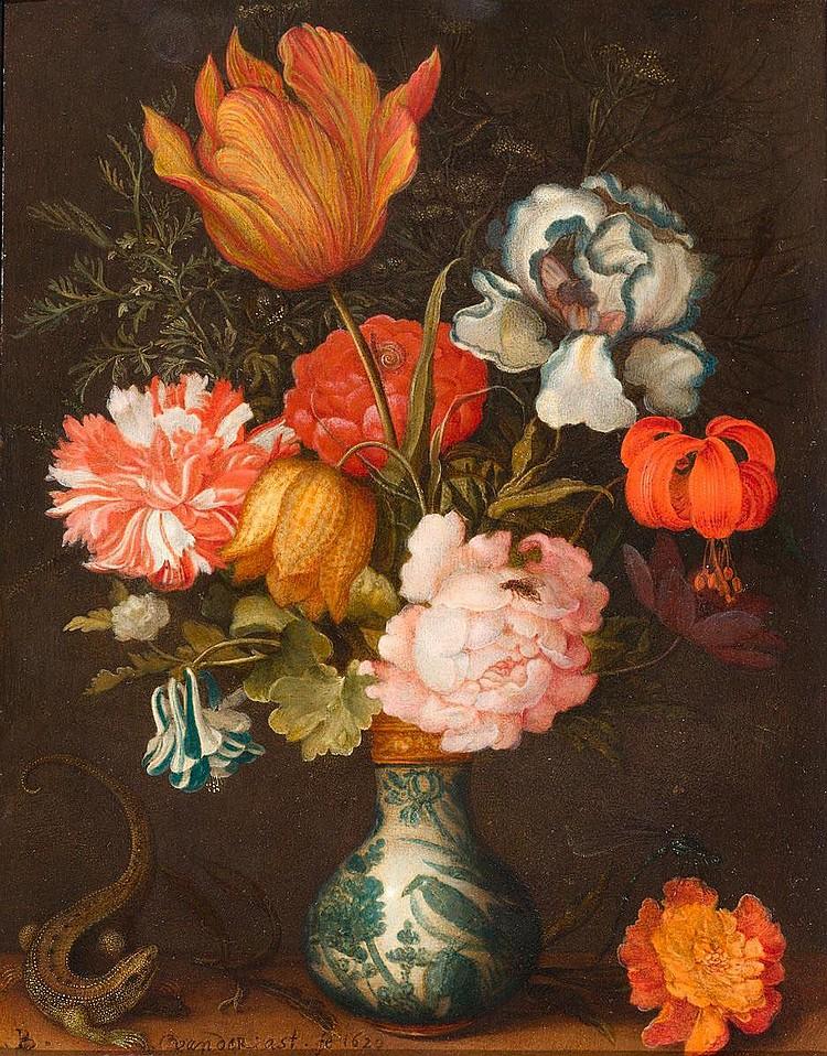 AST, BALTHASAR VAN DER (Middelburg um 1594 - 1657