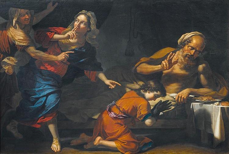GENNARI, BENEDETTO (Cento 1637 - 1715 Bologna)