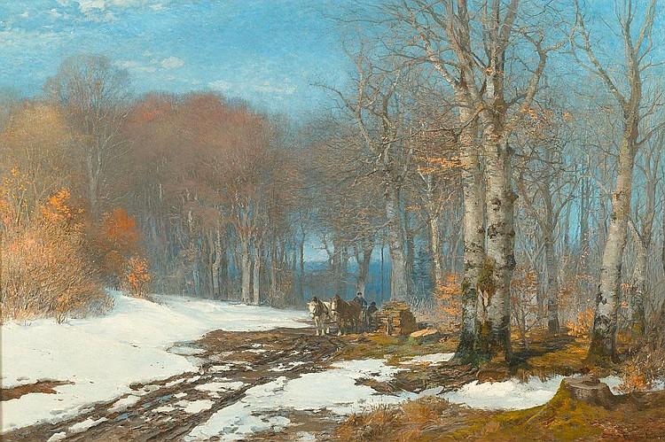 ANDERSEN-LUNDBY, ANDERS (Lundby 1841 - 1907