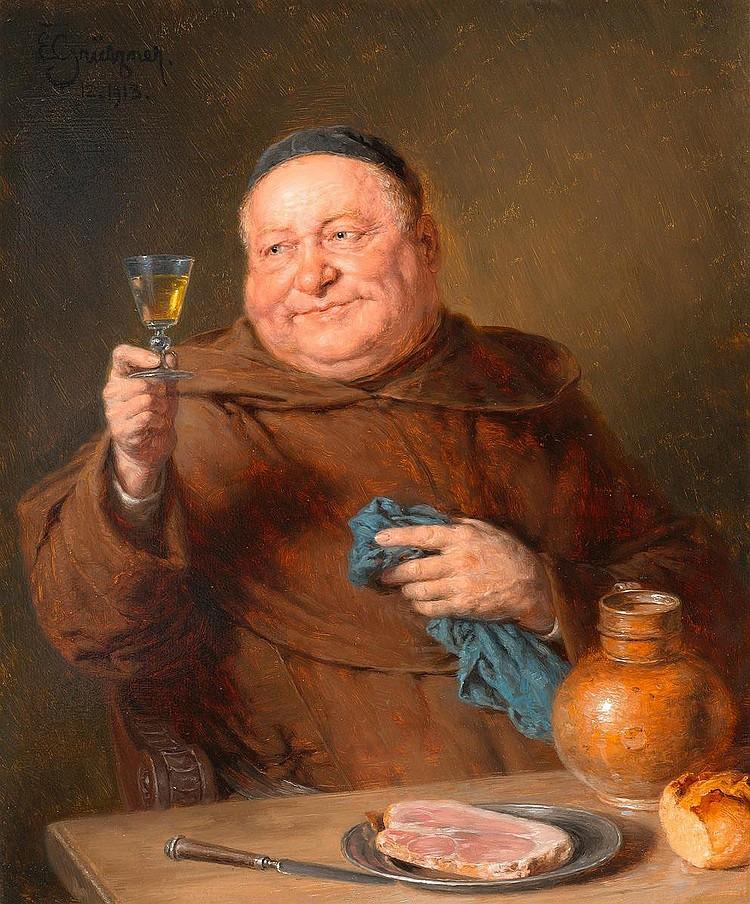 GRÜTZNER, EDUARD VON (Gross-Karlowitz 1846 - 1925