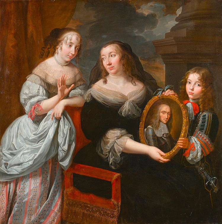 LEFEBVRE, CLAUDE (Fontainebleau 1632 - 1675