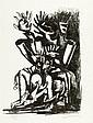 ZADKINE, OSSIP (Witebsk 1890 - 1967 Paris) La