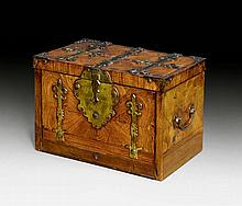 LARGE COFFER, Louis XIV, probably from the
