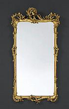 MIRROR, late Louis XV, France, 19th century.