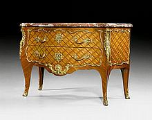 COMMODE, Louis XV, stamped MIGEON (Pierre II