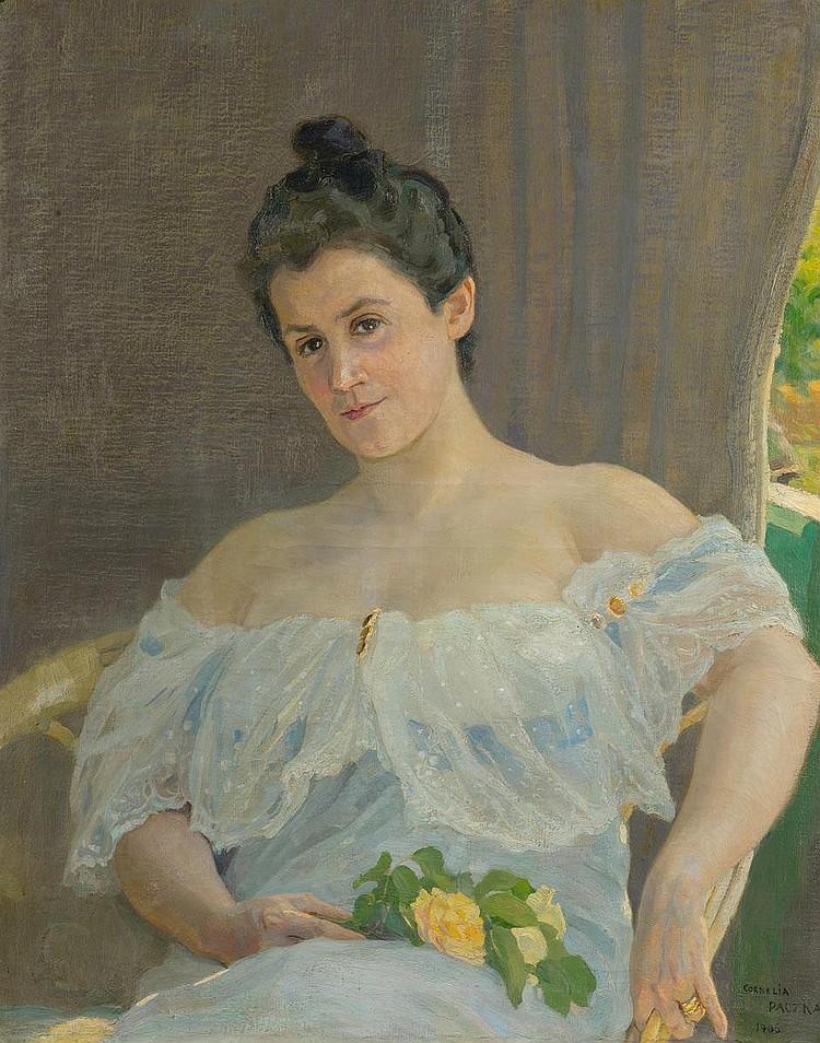 PACZKA WAGNER, CORNELIA (Göttingen 1864 - ?).