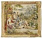 TAPESTRY 'LA LUTTE D'EUMENES', Regence, from the, Victor Honore Janssens, Click for value