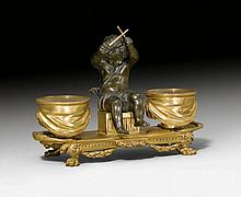 INKWELL, in the style of Louis XVI, Paris, 19th