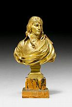 SMALL BUST OF NAPOLEON, after C.L. CORBET (Charles