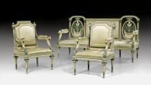 Furniture, Porcelain & Silver