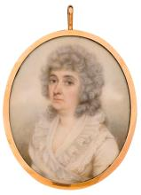 Attributed to NATHANIEL PLIMER (1757-1822),