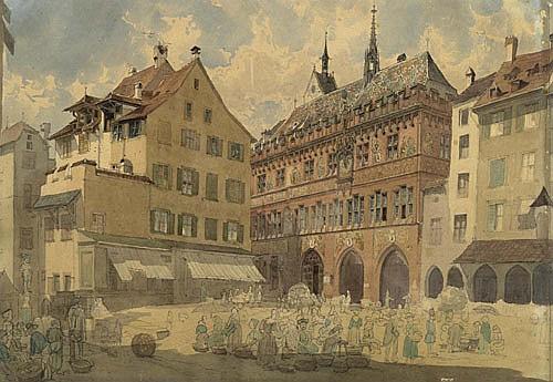 *EIBNER, FRIEDRICH (Hiltpoltstein/Oberfranken 1825 - 1877 München).