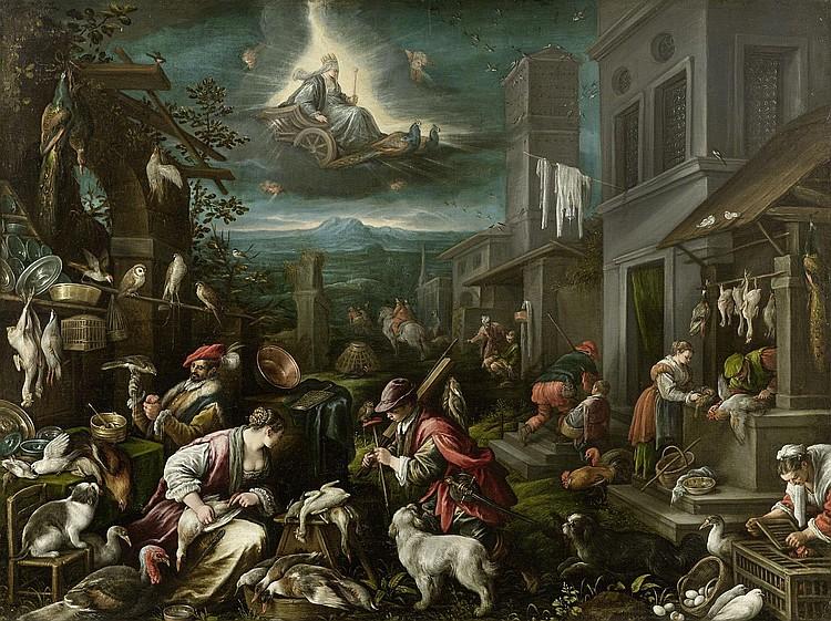 BASSANO, FRANCESCO d. J. (Bassano del Grappa 1549