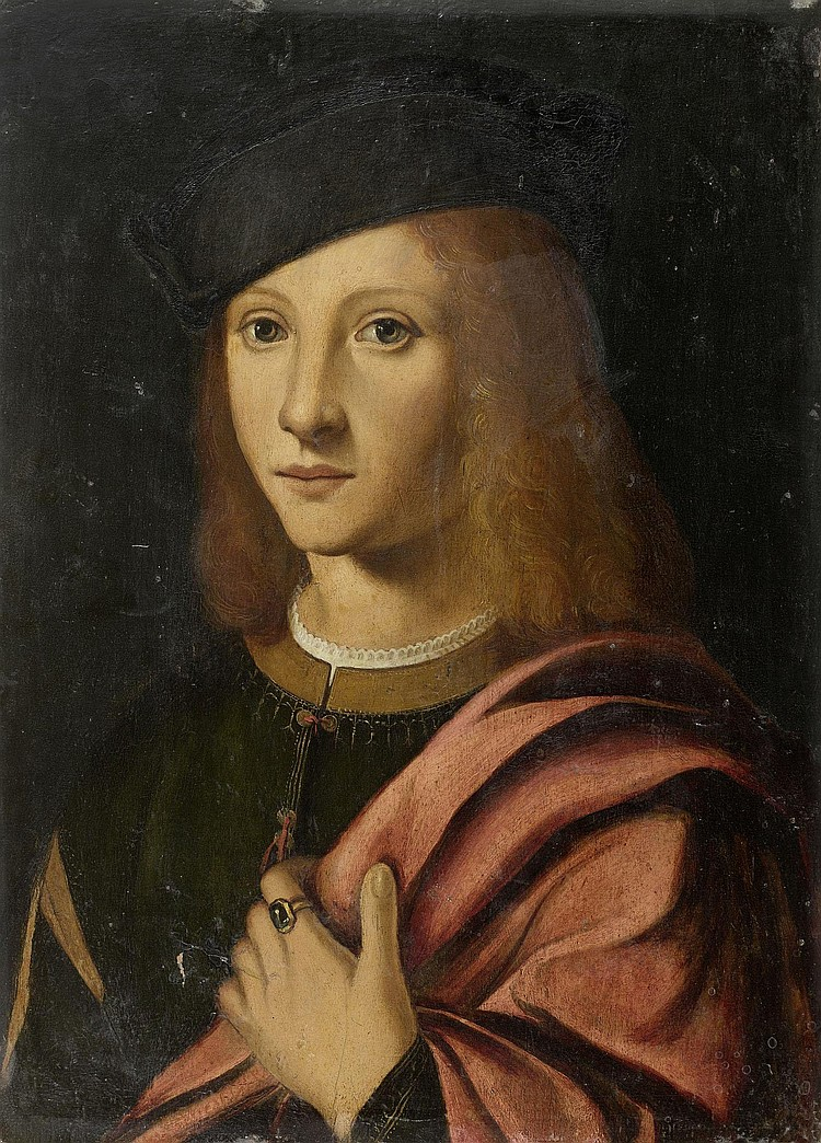 Attributed to PALMEZZANO, MARCO (1460 Forli 1539)
