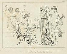 GAGNERAUX, BENIGNE (Dijon 1756 - 1795 Florence).