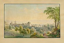 LORY, MATHIAS GABRIEL FILS (1784 Bern 1846). Vue