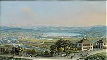 ZURICH.- Heinrich Siegfried (1814 Zurich 1889).