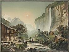 KÜCHLIN, JAKOB (Diessenhofen 1820 - 1885