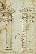 Circle of BUONTALENTI, BERNARDO (1531 Florence