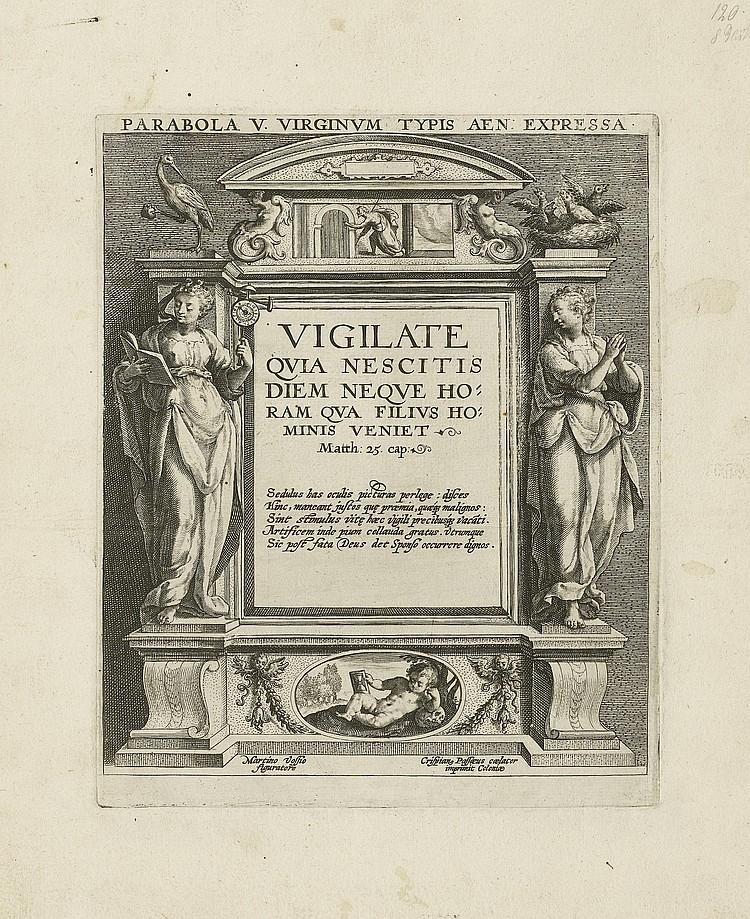 PASSE, CRISPIJN DE THE ELDER (Arnemuiden 1564 -
