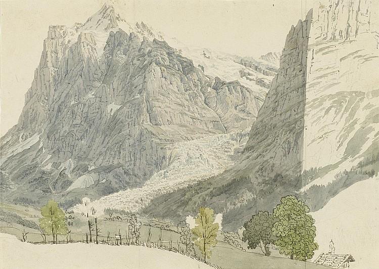 FREY, SAMUEL (Sissach 1785 - 1856 Basel) The