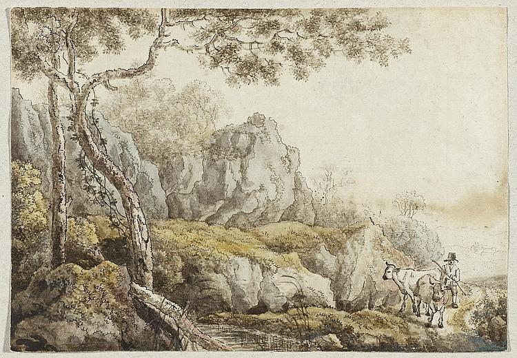 KLENGEL, JOHANN CHRISTIAN (Kesselsdorf 1751 - 1824