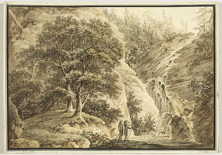 OESER, ADAM FRIEDRICH (Pressburg 1717 - 1799