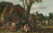 BROUWER, ADRIAEN (UMKREIS) (Oudenaarde um 1605 -