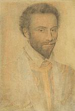 DUMONSTIER, PIERRE (um 1543 Paris 1601) Bildnis